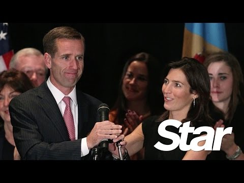 Beau Biden's Widow Dating His Younger, Married Brother!
