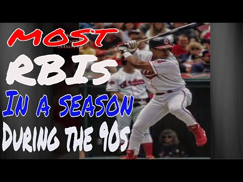 most-rbis-in-a-season-during-the-90s---90s-sports-shorts