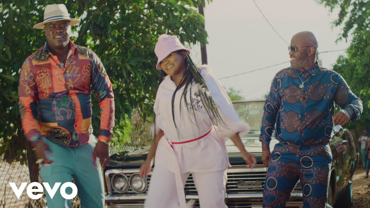 DJ Sumbody, Busiswa, Mdu Masilela - 4 The Kulture