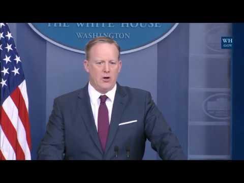 White House Press Secretary Sean Spicer Full Press Briefing 3/24/17.