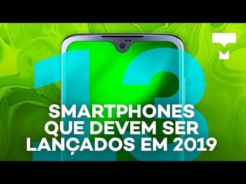 13 smartphones que devem ser lançados em 2019 e vale a pena ficar de olho - TecMundo