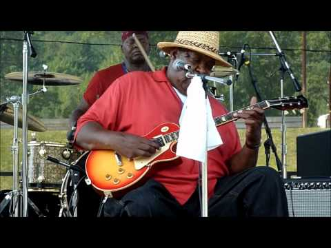 So Called Friends  by Magic Slim @ Pennsylvania Blues Festival July 31 2011