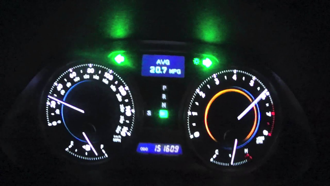 2006 Lexus IS250 AWD 0 60 Acceleration