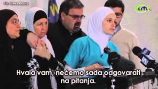 Emotivno obračanje sestre studenta ubijenog u SAD-u