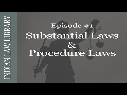 Indian Law Library : Episode 1