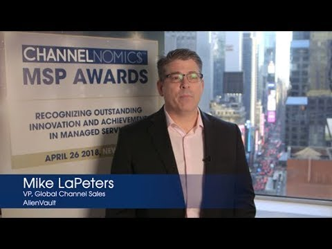 MSP Awards: AlienVault Talks MSP Security Opportunities and More