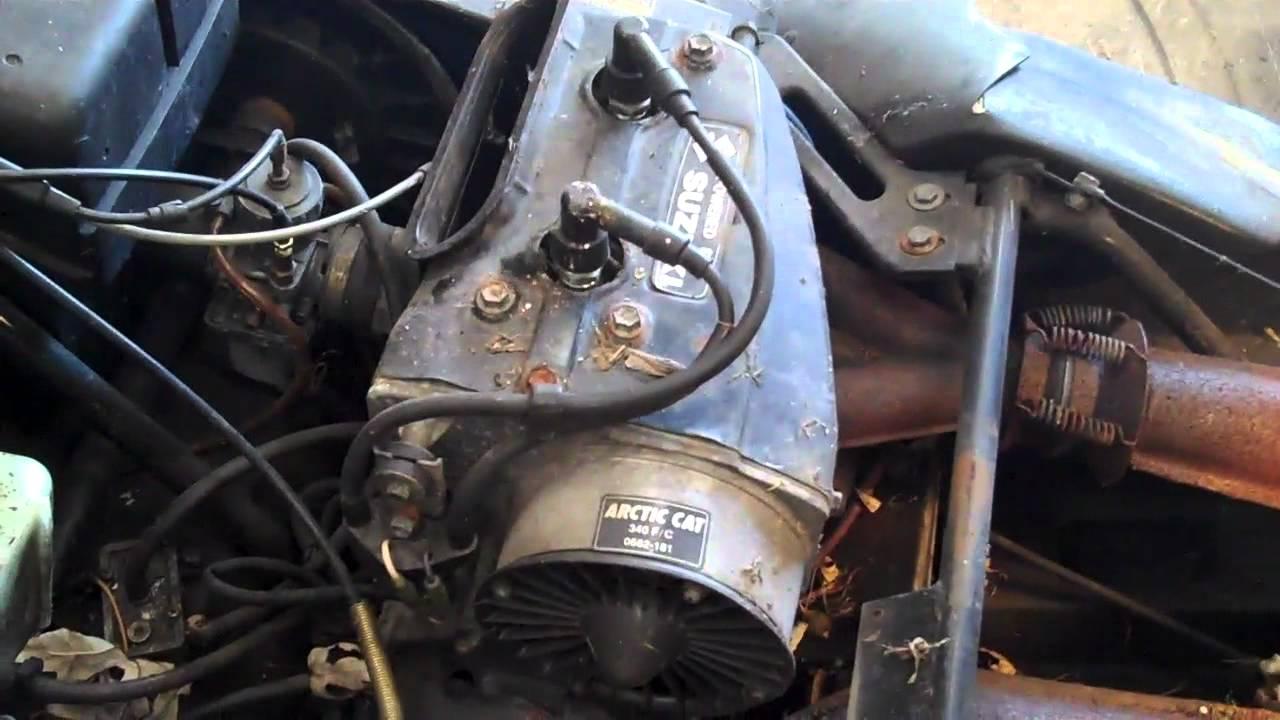 medium resolution of arctic cat 340 engine wire diagram