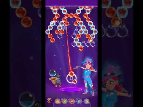 Bubble Witch 3 Saga Level 1282 ~ No Boosters
