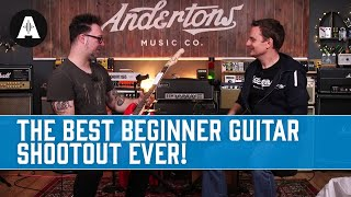 Battle Of The Beginner Guitars! - Epiphone Vs Squier Shootout