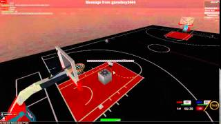 Roblox Ally Oop Basketball
