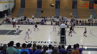 2018 New Jersey Boys Volleyball, NJSIAA State final, game 3
