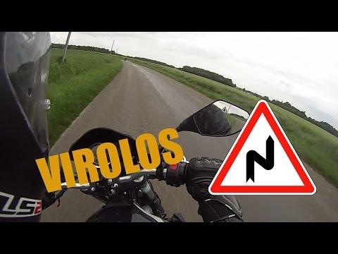 RIDE #1 - Virolos dans le Loiret  -