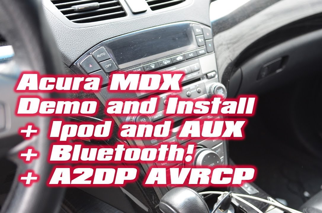 Group Of Acura Mdx Ipod - Acura mdx bluetooth module