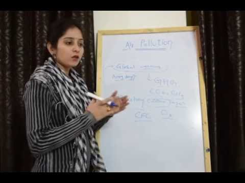 Harmful effects of air pollution and its control (Part-2)