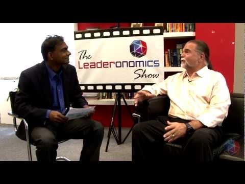 Andrew J Filipowski, CEO of SilkRoad Equity on The Leaderonomics Show