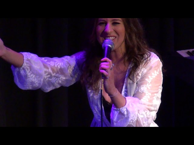 Stephanie Di Ciero - Singing Show Must Go On - Guest appearance for our charity show