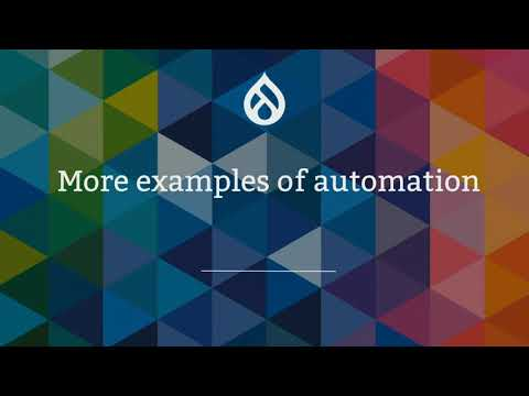 DrupalCon Nashville 2018: Continuous Integration Nirvana: Tricks to Reach Heavenly Automation