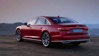2018 Audi A8 - Footage