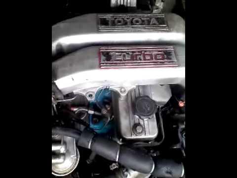 12 HT ENGINE SOUND ON LANDCRUISER