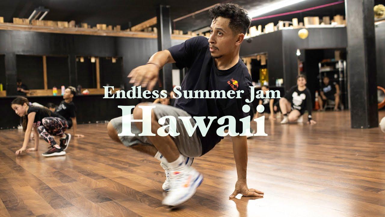 Teaching, Judging... BATTLING?? / Hawaii 2020