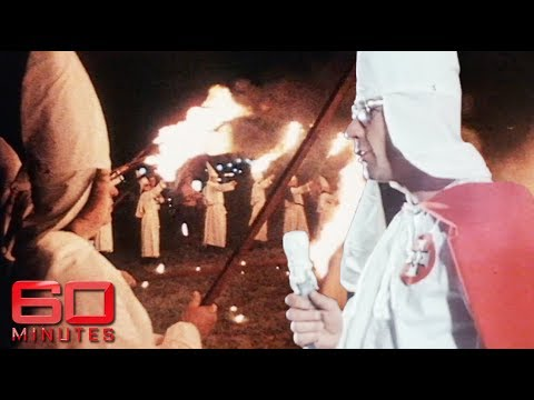 Reporter Infiltrates Hate Group Klu Klux Klan | 60 Minutes Australia
