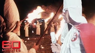 Reporter infiltrates hate group Klu Klux Klan | 60 Minutes Australia