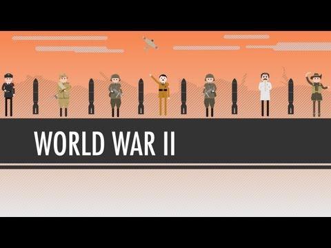 World War II: Crash Course World History #38