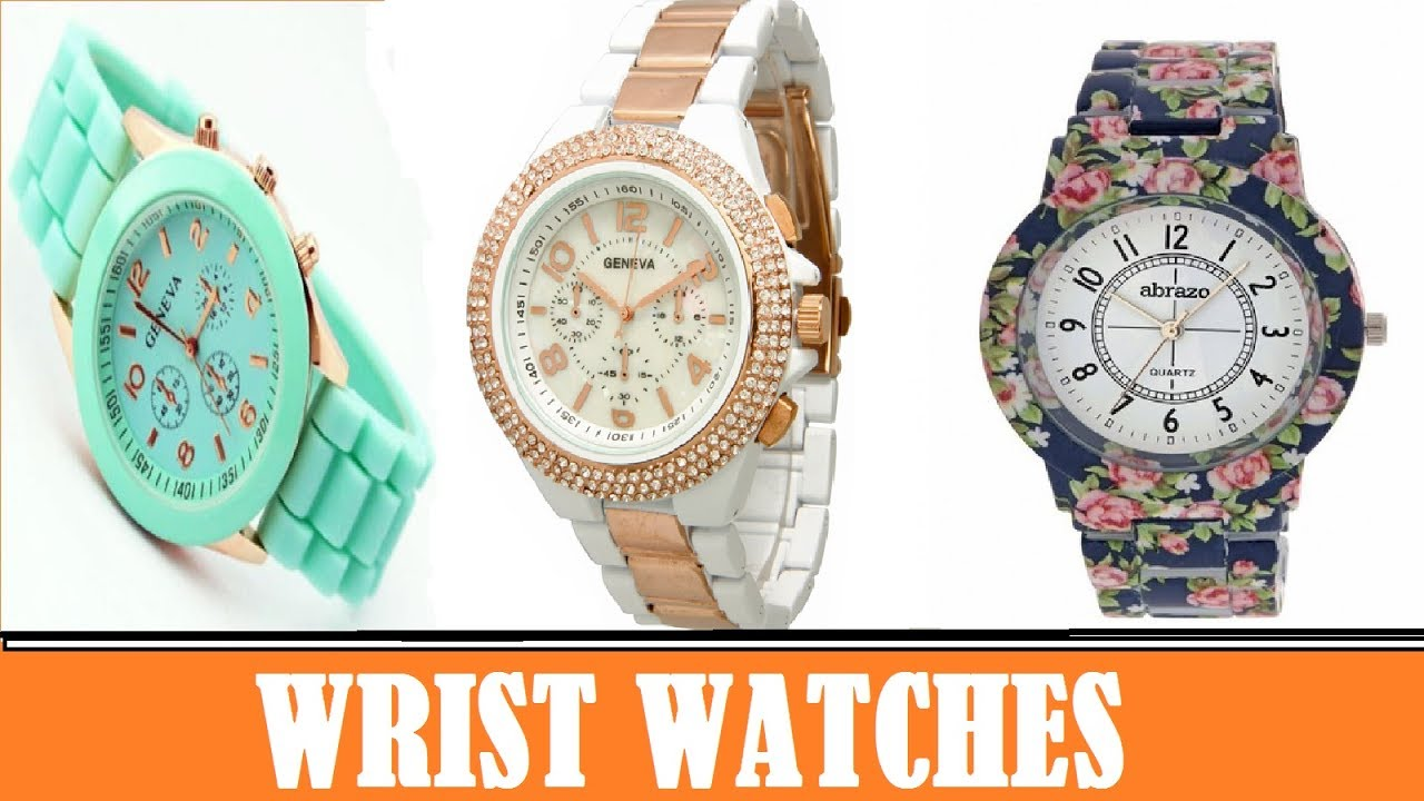 latest wrist watches for girls best branded watches