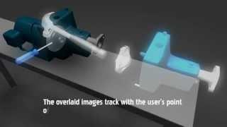 Scope Technologies Augmented Reality Training Pump Demo