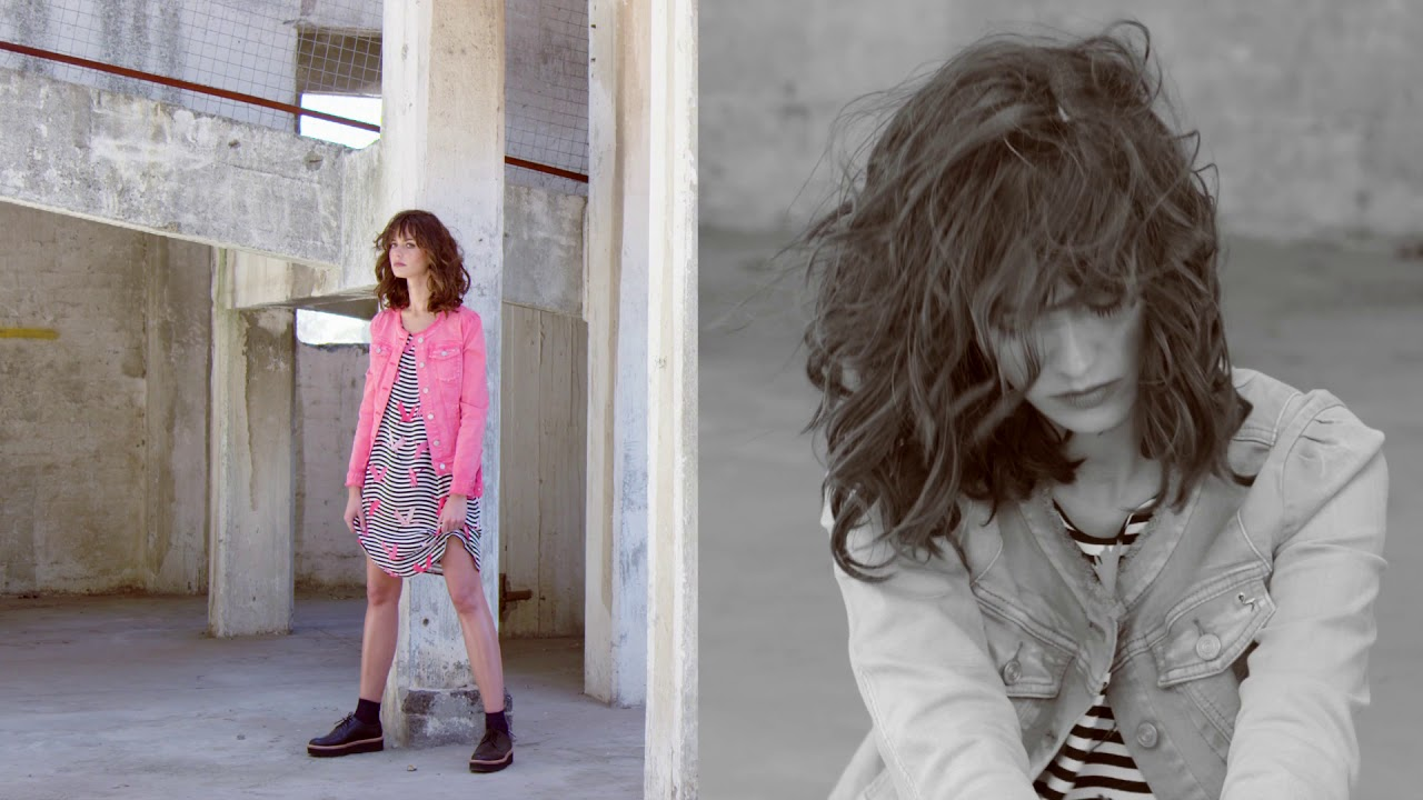 [VIDEO] - comma casual identity Spring/Summer campaign 2018 | PINK SUMMER 4
