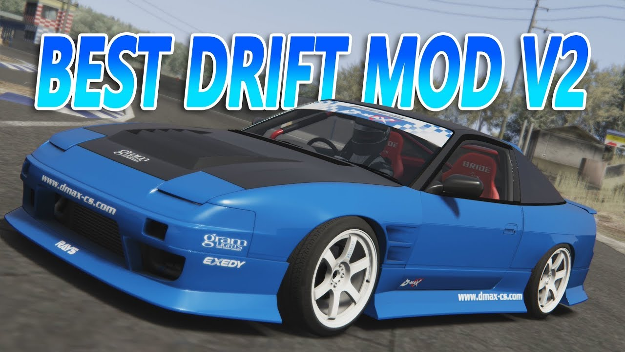 BEST DRIFT MOD FOR ASSETTO CORSA 2018!