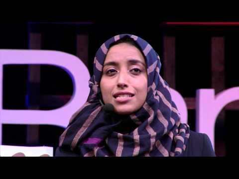 I am a mad Arabian woman | Tamadher Al Fahal | TEDxBangalore