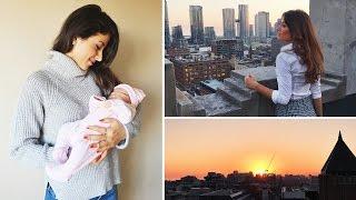 My Newborn Niece | Mimi Ikonn Vlog