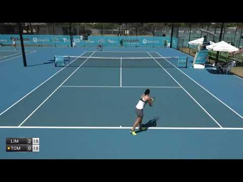 Lim Alize v Tomic Sara - 2017 ITF Bendigo