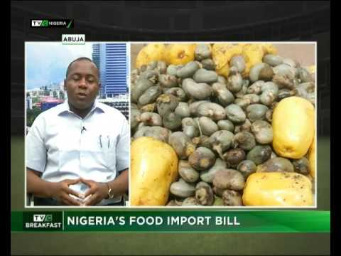 Nigeria's Food Import Bill
