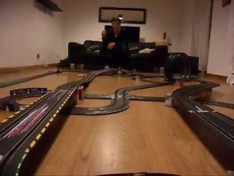 grand circuit CARRERA Go et 143 Digital