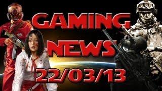 Gaming News 22/03: Battlefield 4, GTA V, Dead Island Riptide, Beyond Two Souls y Metro Last Light