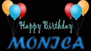 Happy Birthday Monica !!
