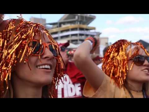 National Championship Sights and Sounds