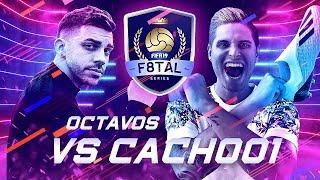 F8TAL PELE | OCTAVOS DE FINAL | DjMaRiiO vs Cacho01