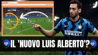 Come Giocherà CALHANOGLU nell'Inter con Simone Inzaghi [ANALISI TATTICA]