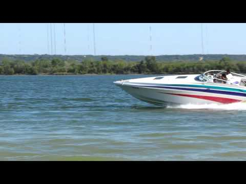 Cutter Boat Video