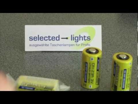 Jetbeam CR123 Lithium Batterien
