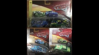 New Next Gens, Corrected Chick Hicks, and More new Disney Cars Diecasts!