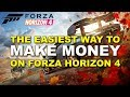 The Easiest Way to Make Money on Forza Horizon 4 - 3 cars that have cash waiting for you!!