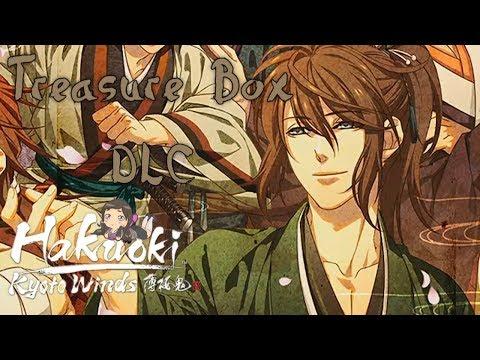 Future Spouse? :O ~ HAKUOKI: KYOTO WINDS [HACHIRO] ~ TREASURE BOX DLC |