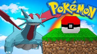 BATALLA con LOS LUCKY BLOCKS POKEMON ÉPICOS!! (Minecraft - Lucky Block Pokemon Pixelmon)