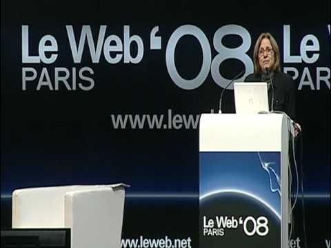 LeWeb'08: Helen Fisher - LUST, ROMANCE, ATTACHMENT