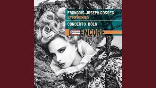 Symphonie concertante du ballet de Mirza for Flute, Violin & Orchestra in D Major, Br. 90:...