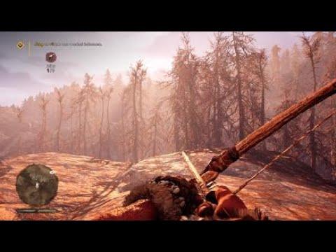 Far Cry Primal T Rex Easter Egg Youtube
